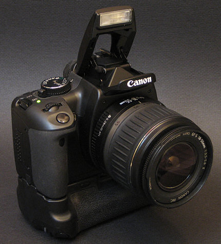 canon rebel eos xti. Canon Digital Rebel XTi with