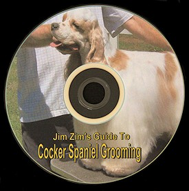 Cocker Spaniel Grooming DVD