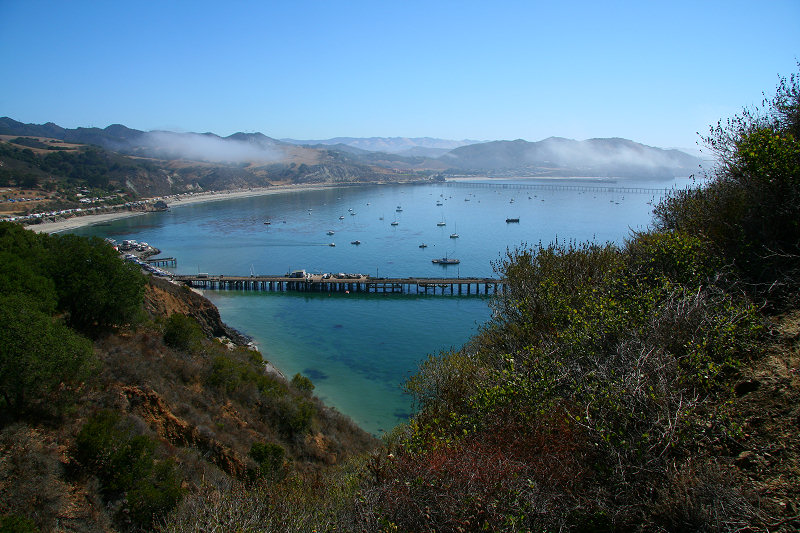 Picture of Port San Luis California