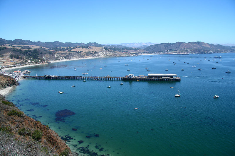 another view of Port San Luis