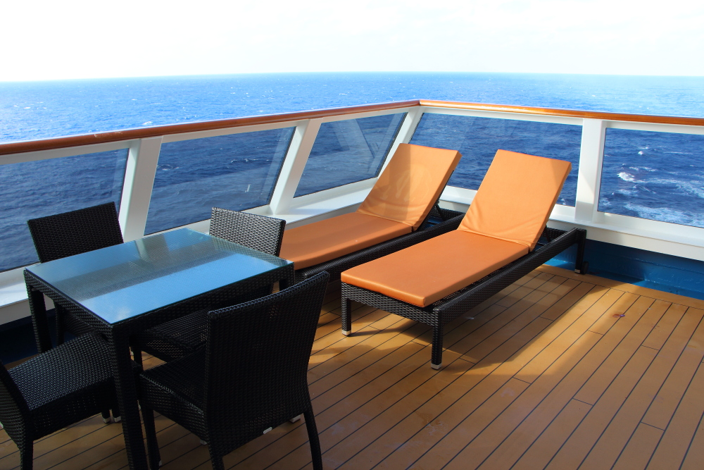 Carnival Sunshine Loved The Captain S Suite Won T Be