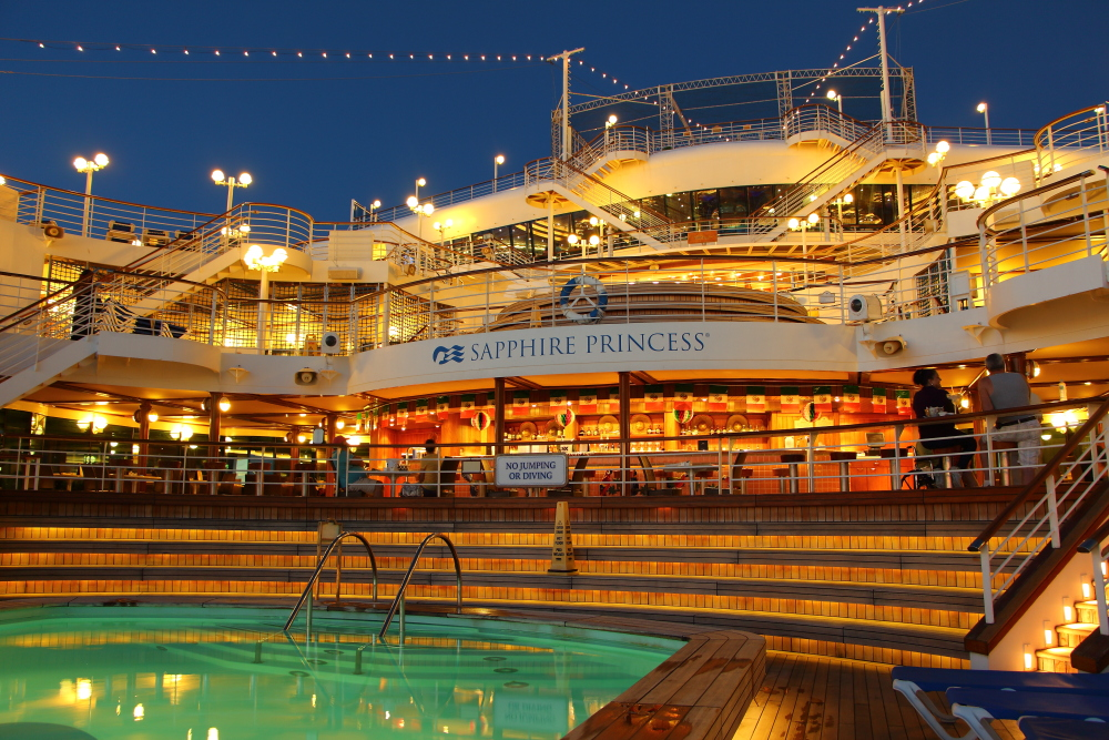 Sapphire Princess Photo Review Amp Comparison To Carnival