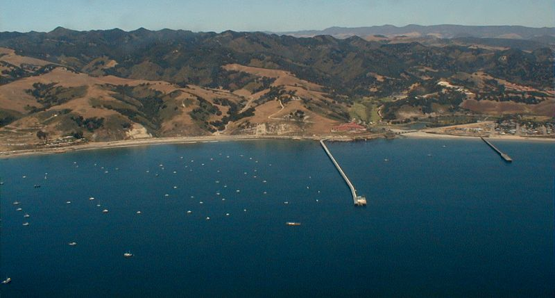 Port San Luis and Avila Beach