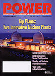 Diablo Canyon on the cover of Power Magazine